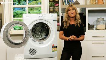 Simpson SDV556HQWA 5 5kg Vented Dryer