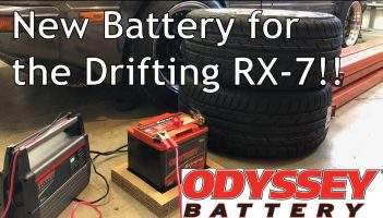 Odyssey Battery PC1200 / Charging Review
