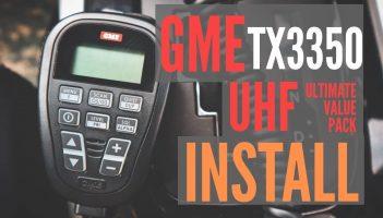 GME TX3350 UHF CB RADIO – Review