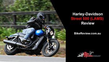 Harley Davidson Street 500 – Bike Review