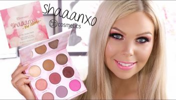 Shaaanxo The Remix Eyeshadow Palette – Review