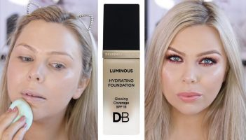Luminous Hydrating Foundation Review