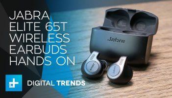 Jabra Elite t Wireless Earbuds – Review