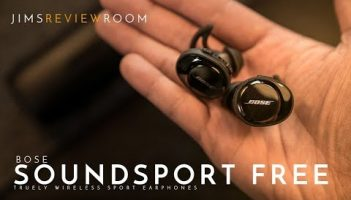 Bose Soundsport – Wireless Earphones – REVIEW