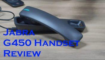 Jabra Handset 450 Review