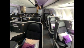 Virgin Australia A330-200 Business Class – Review