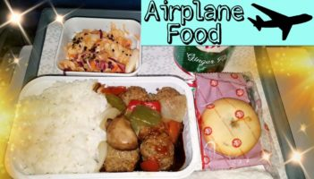 FLIGHT MEALS ON HAWAIIAN AIRLINES – Review