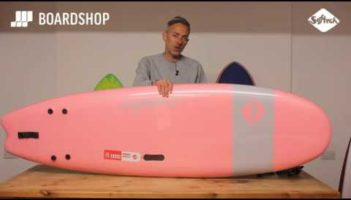 Softech Sally Fitzgibbons Signature Surfboard Review