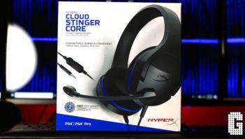 HyperX Cloud Core REVIEW