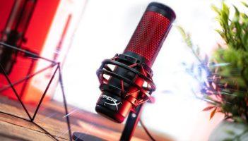 HyperX Quadcast Microphone Review
