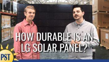LG Solar Review