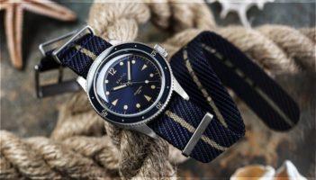 Baltic Aquascaphe Diver Watch Review