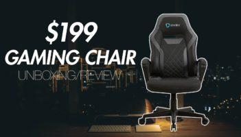 ONEX GX1 Series Gaming Chair Australia Review