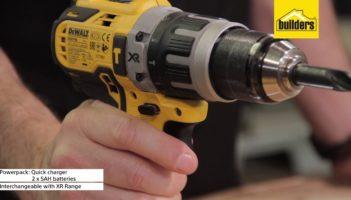 Dewalt 18V Cordless Hammer Drill Review