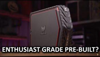 Acer desktop – Predator G1 Review
