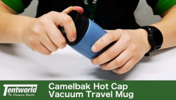 Camelbak Hot Cap Travel Mug | Review