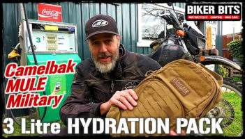 Camelbak MULE Military Hydration Pack Review