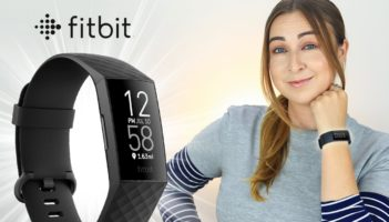 Fitbit Charge 4 watch Review