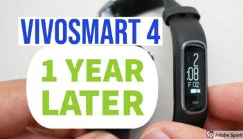Garmin Vivosmart 4 Review