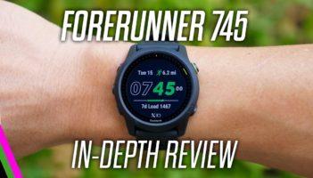 Garmin Forerunner 745 Review
