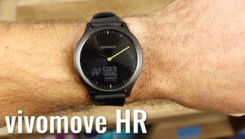 Garmin Vivomove HR Review