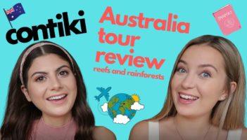 CONTIKI TOUR REVIEW   AUSTRALIA
