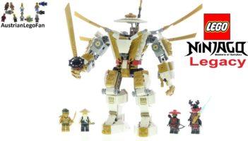LEGO Ninjago 71702 Golden Mech – Review