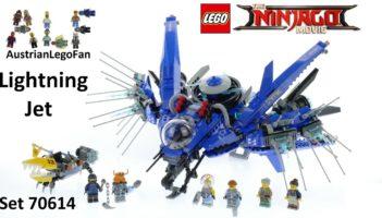 Lego Ninjago Movie 70614 Review