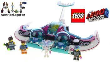 Lego Movie 2 70849 Wyld-Mayhem Star Fighter – Review