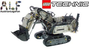 LEGO Technic 42100 Liebherr R9800 – Review