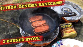 Jetboil Genesis Basecamp Stove Review
