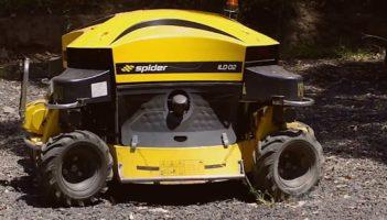 Spider ILD 02 remote control mower review