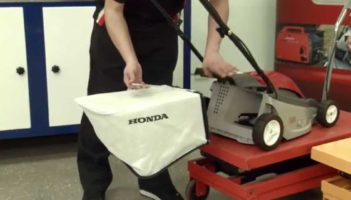 Honda HRE370 Electric Lawnmower Review