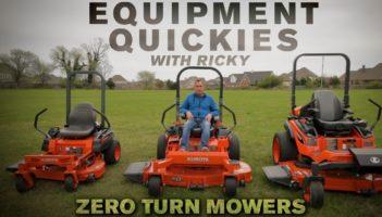 Kubota Zero Turn Mowers Review