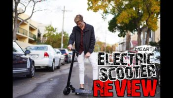 Mearth Electric Scooter Review