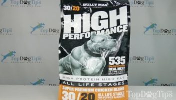 Bully Max High Performance Dog Food Review