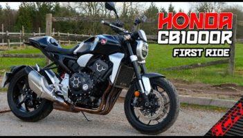 2019 Honda CB1000R   First Ride Review