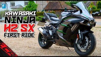 Kawasaki H2 SX SE +   First Ride Review