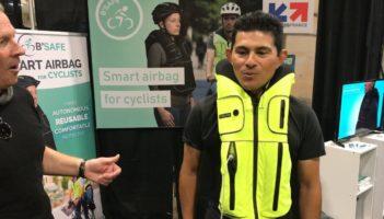 Helite B'Safe Bicycle Airbag Vest