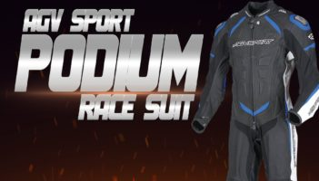 AGV Sport Podium Leather One-Piece Race Suit Review