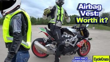 Motorcycle AIRBAG VEST – Vest Review
