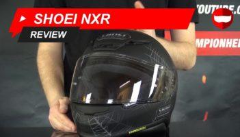 Shoei NXR Full-Face Helmet Review