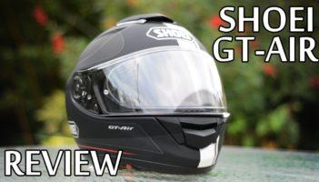 Shoei GT-Air Review