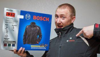 Bosch PSJ120 12v Heated Jacket Review