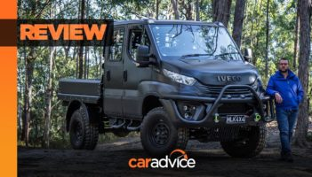 Iveco Daily 4×4 review