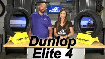 Dunlop Elite 4 Tire Review