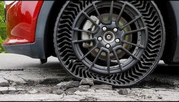 Michelin Airless Tire UPTIS – Review