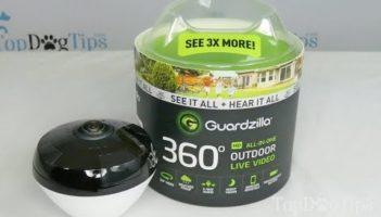 Guardzilla 360 Indoor/Outdoor Camera Review