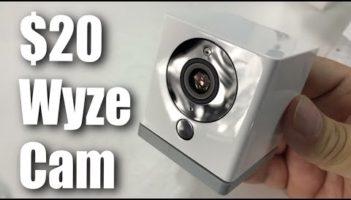 WyzeCam 1080p HD Wireless Smart Home Camera – Review