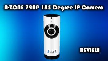 A-Zone 720P Panoramic Mini IP Camera Review